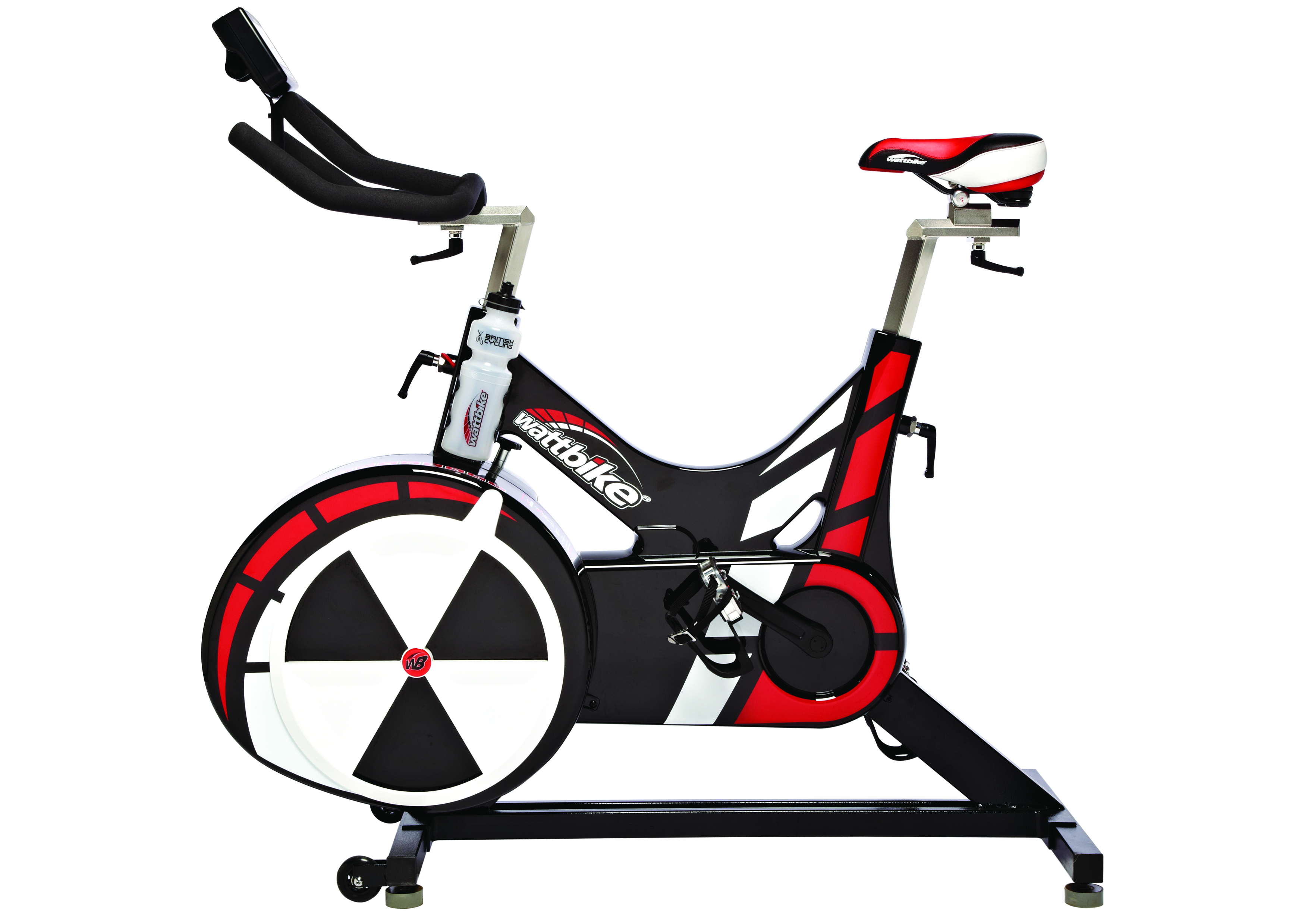 Wattbike Trainer, levering in de doos