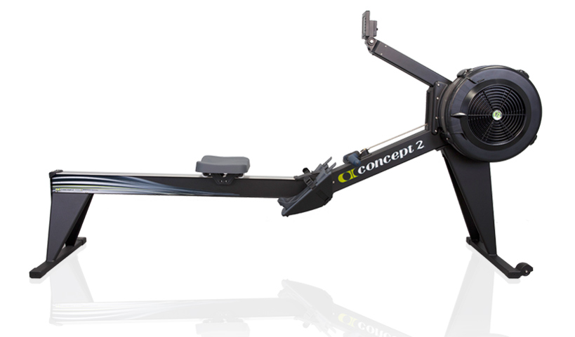 Indoor Rower Model E met PM5, zwart